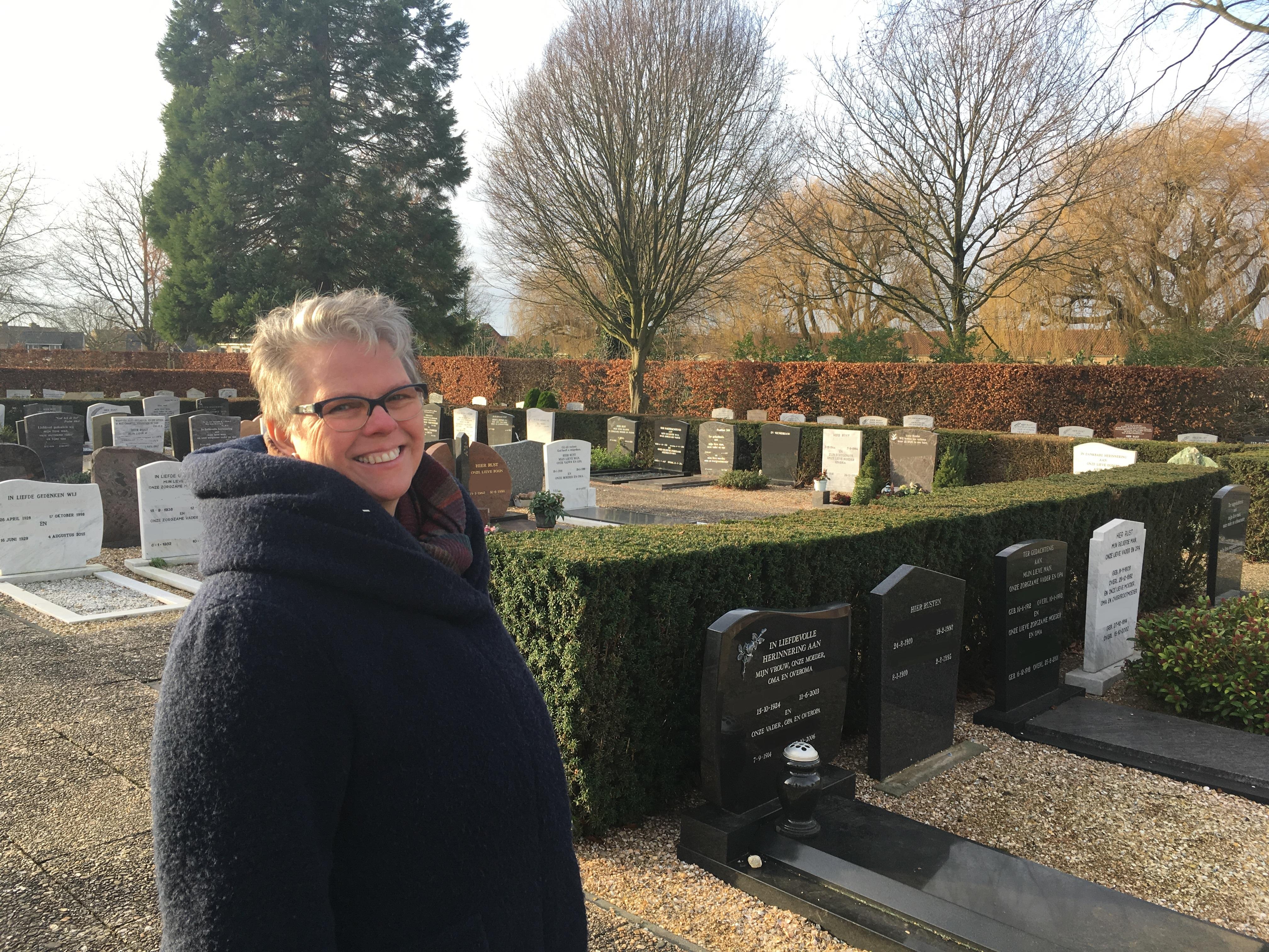 Prijsvraag: begraafplaatsen in  de gemeente Molenlanden